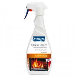 Nettoyant inserts de cheminées Starwax