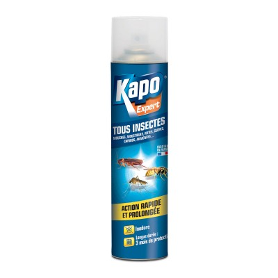 Insecticide KAPO (tous insectes)