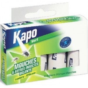 Attrape-mouches naturel KAPO