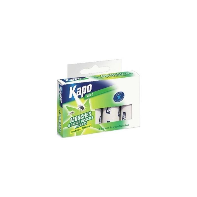 Achat rubans attrape mouches kapo anti mouches nuisibles for Attrape mouches maison