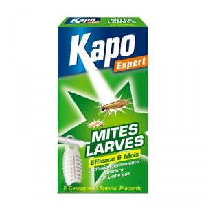 Mites larves nuisibles KAPO (cassettes)