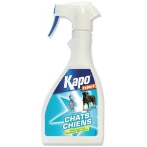 Répulsif chien et chats KAPO (liquide)