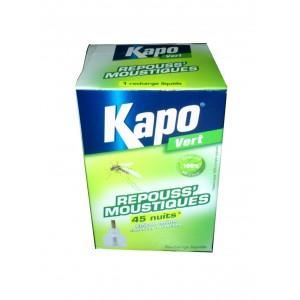 Recharge pour diffuseur repouss 'moustiques KAPO