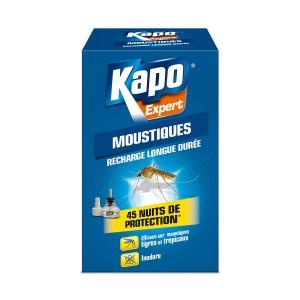 Recharge pour diffuseur anti-moustiques KAPO