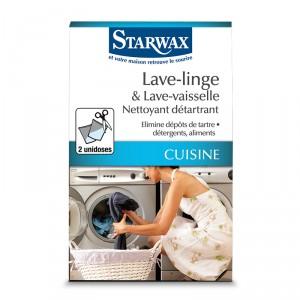 Nettoyant  lave-linge / lave-vaisselle STARWAX