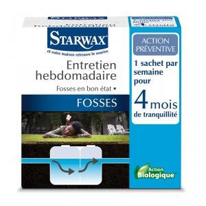 Fosses septiques entretien STARWAX
