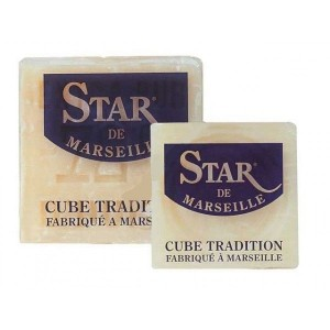 Savon de marseille cube tradition