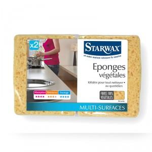 Eponge végétale STARWAX