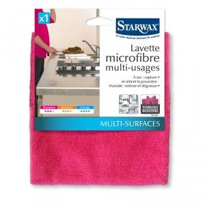 Lavette STARWAX (micro-fibres)