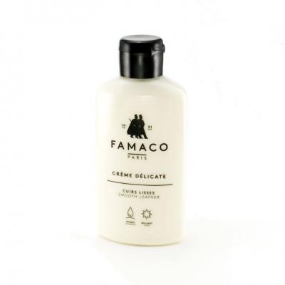 Crème délicate pour cuir FAMACO