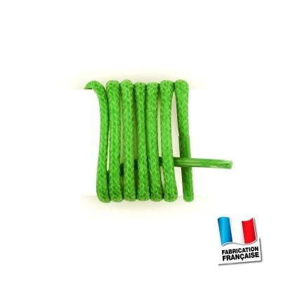 Lacets vert pastourelle