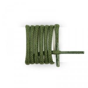Lacets vert armée