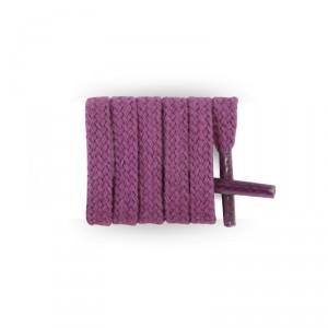 Lacets violet prune