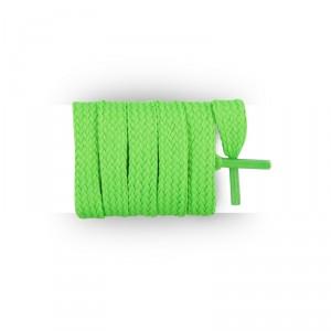 Lacets vert fluo
