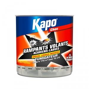 Fumigateur Tous Insectes Kapo 10g