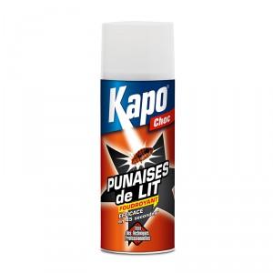 AEROSOL PUNAISES DE LIT KAPO CHOC 400ML