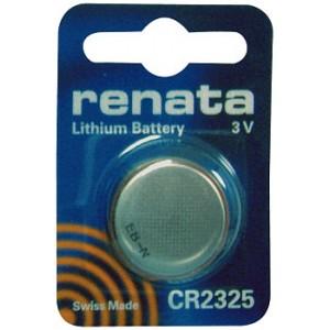 Piles bouton 3v Lithium CR2325