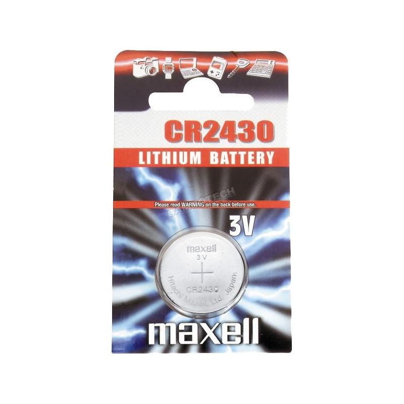 vente piles bouton 3v lithium cr2430 prix d gressif frais de port offerts. Black Bedroom Furniture Sets. Home Design Ideas