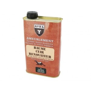 Rénovateur de cuir AVEL Saphir Baume 500ml