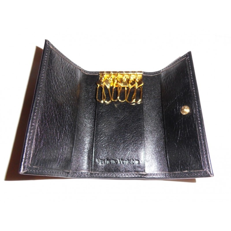 achat porte cl s en cuir range clef en cuir. Black Bedroom Furniture Sets. Home Design Ideas