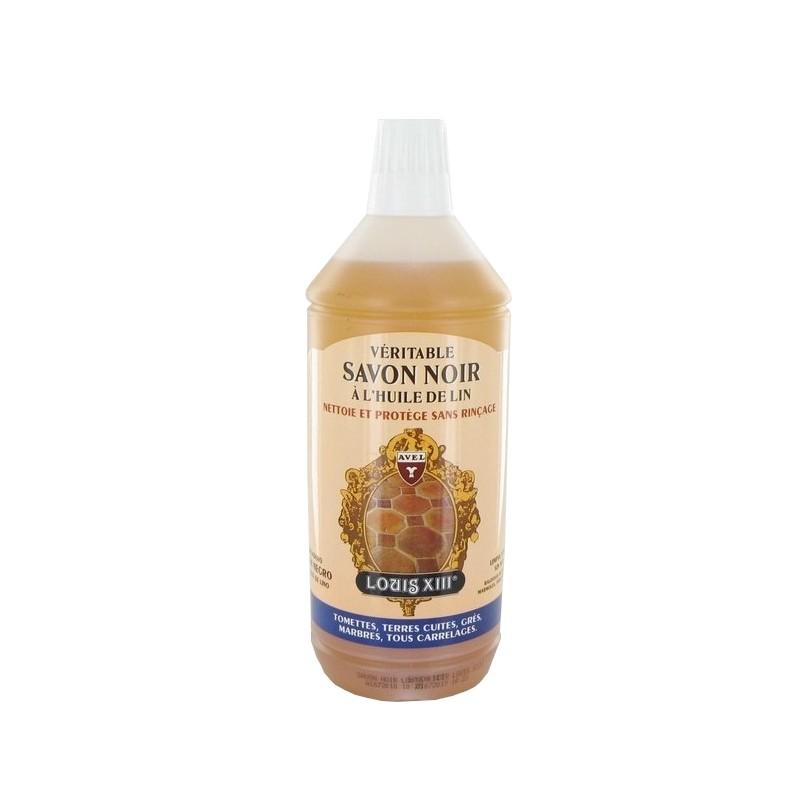 Vente savon noir liquide entretien avel entretien du sol for Savon noir carrelage