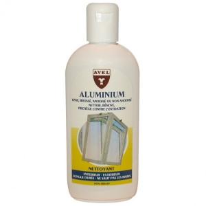 Nettoyant aluminium AVEL 250ml