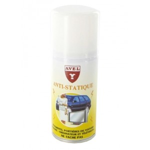 Spray antistatique  AVEL (150 ml)