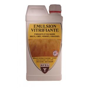 Emulsion vitrifiante parquet AVEL 1 litre