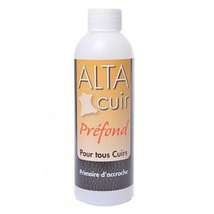 Recoloration du cuir ALTA CUIR  (Préfond)