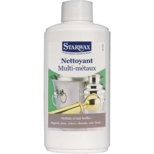 Acheter Nettoyant multi-métaux STARWAX 250ml