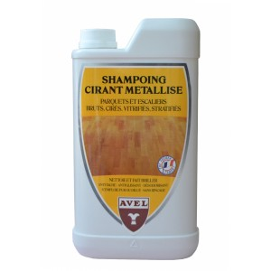 Shampoing cirant parquet AVEL 1L