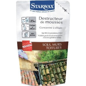 Destructeur de mousses STARWAX