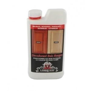 Décolorant bois rouge exotiques AVEL 1 L