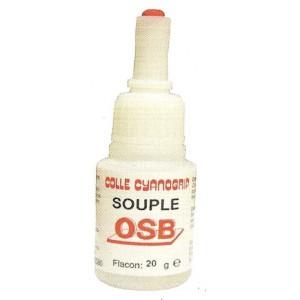 cyanoacrilate souple
